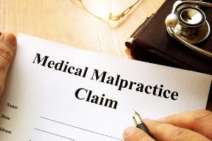 Medical malpractice claim in Augusta